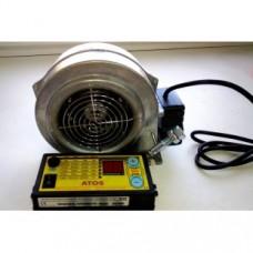 Комплект электроники для котлов ДГ (Контроллер + вентилятор)