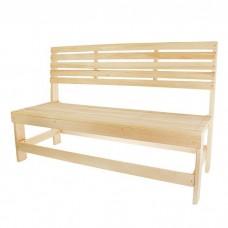 Скамейка, наличник 140×50×90см
