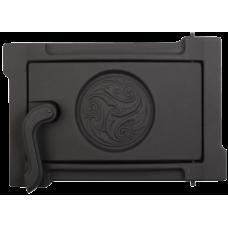 Дверка поддувальная ДПУ-2Б уплотненная краш.