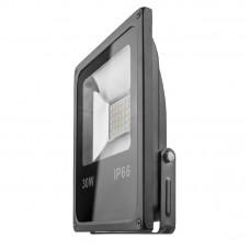 Прожектор светодиодный OFL-30W-6000K